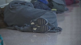 Increased outreach to homeless as bitter cold moves in