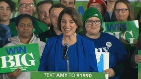 Klobuchar campaign reports $12 million raised over the past week
