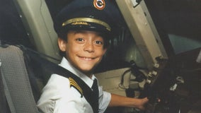 Minneapolis Make-A-Wish recipient grows up to realize dream of becoming pilot