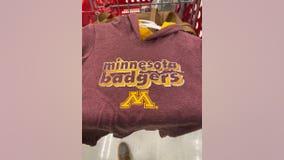 Twitter user finds 'Minnesota Badgers' apparel at Minneapolis Target