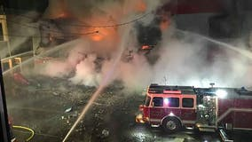 Owner charged with arson in fire that destroyed the Press Bar in St. Cloud, Minnesota