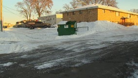 Twin Cities residents and crews clean up after snowstorm