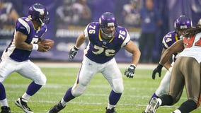 Former Vikings guard Steve Hutchinson makes Hall of Fame