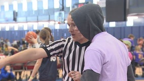 Players of all abilities compete in unified basketball tournament hosted by Special Olympics Minnesota