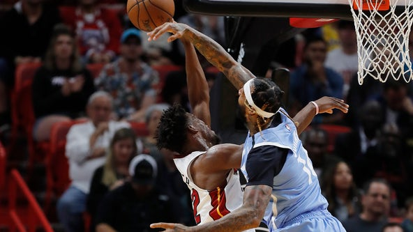Timberwolves rally late, shock Heat 129-126