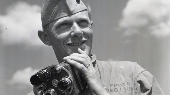 Minnesota man remembered as unsung filmmaker of Iwo Jima