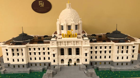 Minnesota LEGO masters push creative boundaries brick by brick