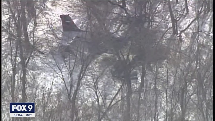 One dead after small plane crash near St. Michael ...