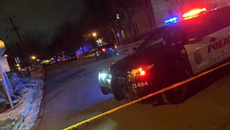 St. Paul homicide