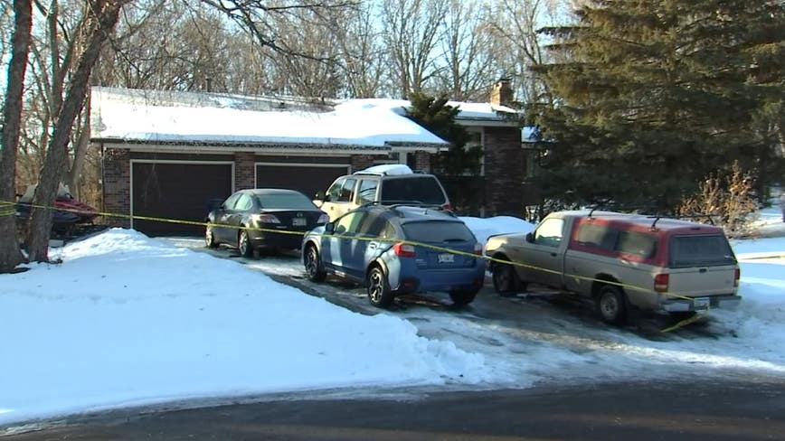 Apparent murder-suicide shooting leaves 3 dead in quiet Apple Valley, Minn. neighborhood
