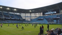 Minnesota United donating 2,000 pounds of food to help people affected by Coronavirus