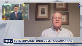 Minnesota COVID-19 patient on symptoms, testing, and his time in quarantine