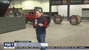 Twin Cities Auto Show 2020 in Minneapolis