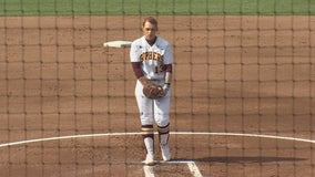 Amber Fiser says she's returning to Gophers next season