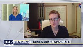 Dr. Nancy Harper talks with FOX 9 Morning News