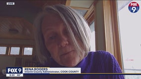 FOX 9 Morning News talks with Rena Rogers, Interim County Administrator for Cook County, Minnesota