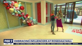Rosedale Center is embracing influencer shoppers with experiential space