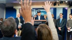 White House seeks $850 billion economic stimulus amid coronavirus concerns: AP sources