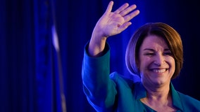 Minnesota supporters react after Amy Klobuchar exits 2020 race
