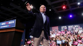 Super Tuesday results: Bloomberg out, Warren reassessing after Biden's wins