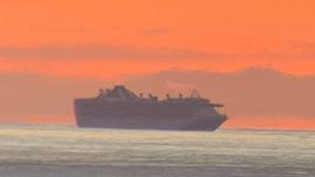 Coronavirus: Princess cruise ship kept offshore now allowed to dock in Oakland