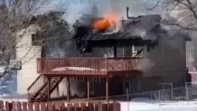 Fire causes significant damage to Oakdale, Minn. home