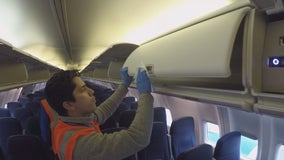 This is how Sun Country is cleaning its planes during coronavirus pandemic