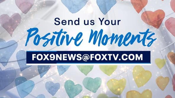 FOX 9 Positive Moments: Photos and videos that made us smile on April 1