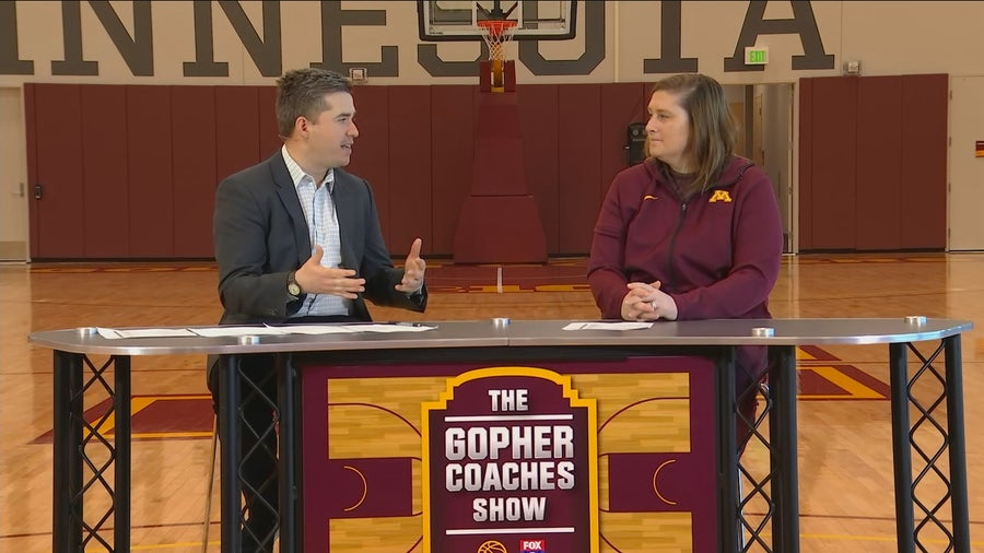 Gopher Coaches Show: Whalen reflects on second season at the helm