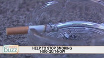 Smokers who want to quit during the COVID-19 outbreak don't have to do it alone