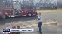 Positive Moments: Birthday donations