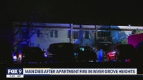 One dead in Inver Grove Heights apartment fire