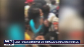 Police cite owner of home that was site of packed Chicago house party