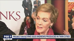 Locally-produced podcast will bring Julie Andrews and her Library into your home