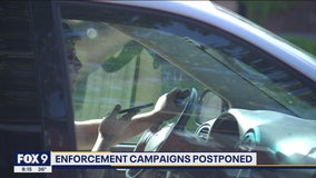 Distracted driving enforcement campaigns postponed, but drivers are not off the hook