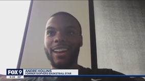 Former Gopher Andre Hollins encourages other to donate bone marrow
