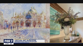 Mia's Art in Bloom moves online during COVID-19 shutdown