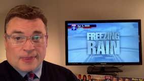 Friday's forecast: Freezing rain