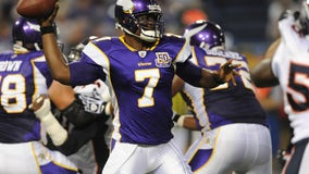 Former Vikings QB Tarvaris Jackson dies in car crash in Alabama