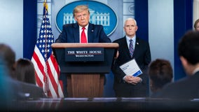 'Toughest' weeks ahead as coronavirus spreads, Trump says