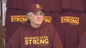 Business owner makes good on promise to donate 'Minnesota Strong' shirt proceeds to other businesses