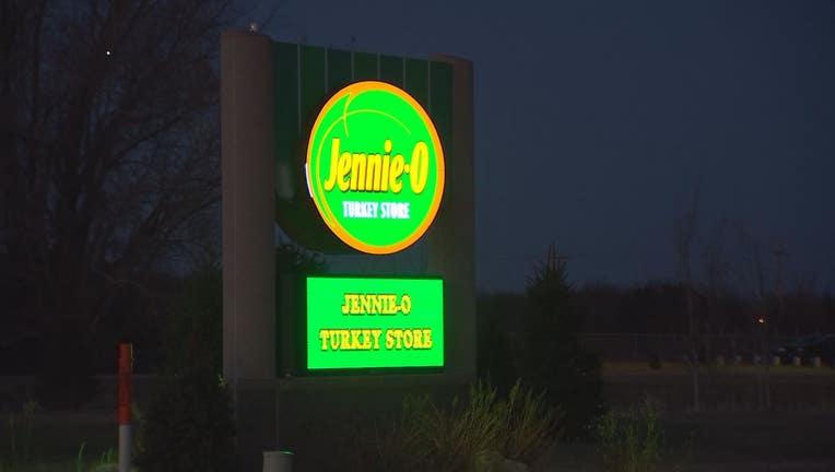 Coronavirus cases confirmed at Jennie-O