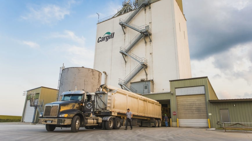 Cargill workers keeping shelves stocked as pandemic stresses food supply chain