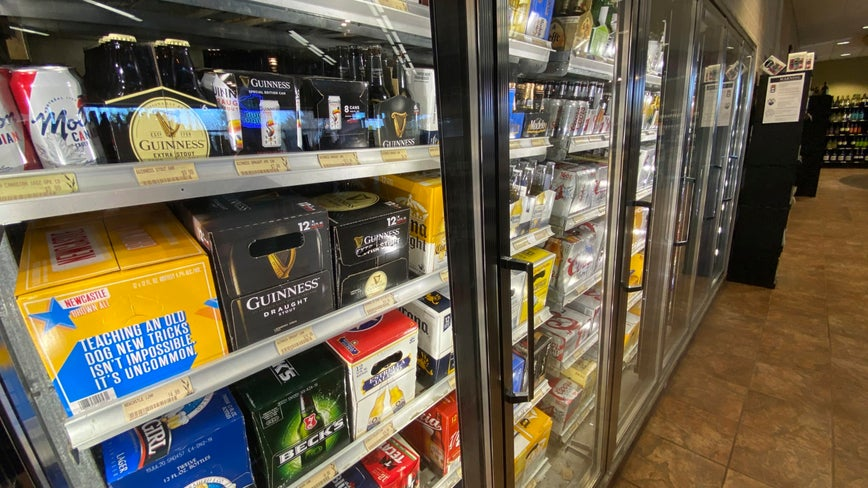 Minnesota liquor stores seeing strong sales amid pandemic