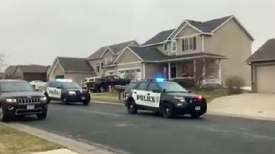 Positive Moments: Rochester police surprise 7-year-old girl with birthday parade