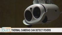 Minneapolis company behind thermal cameras that can check for a fever in half a second