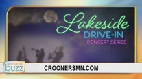 Itching for some live music? Crooners to debut lakeside drive-in concert series