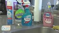 Cleaning safety - how to protect your family while using disinfectants