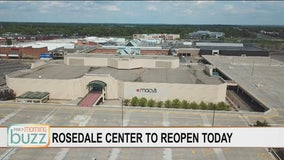 A new normal for malls: How Rosedale Center is making changes to welcome back customers