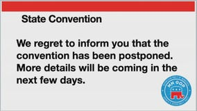 Minnesota GOP convention postponed after 'potentially malicious' activity on servers